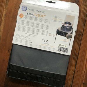 Price Lionheart Dining - Prince Lionheart Neat Seat New In Box Black Grey